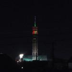田無タワー2016クリスマス